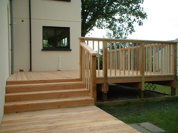 Domestic Decking